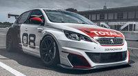 Peugeot presenta el 308 Racing Cup