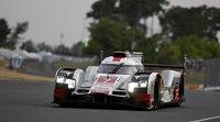 Audi comienza mandando en el FP1 de Nurburgring