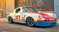 Magnus Walker estrella su Porsche favorito, el 277