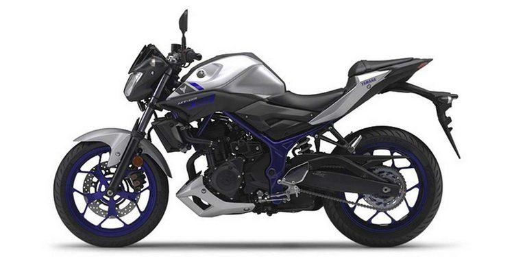 Yamaha MT-03 confirmada finalmente