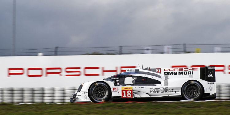 Doblete de Porsche en el FP3 de Nürburgring
