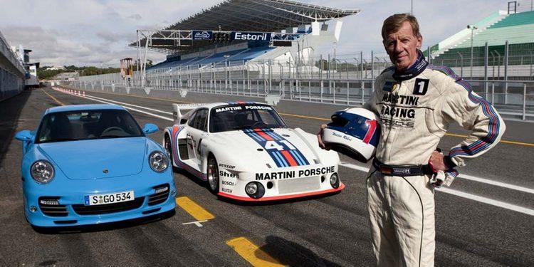 La vuelta más lenta a Nürburgring de Walter Rorhl sobre un Porsche