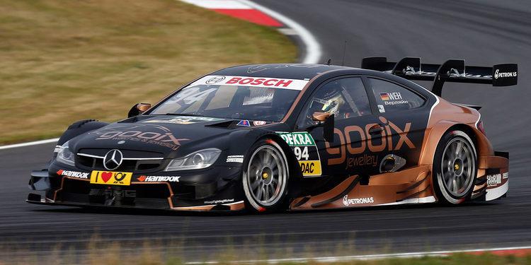 Victoria y liderato del DTM para Pascal Wehrlein