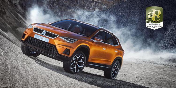 "El Seat 20V20, mejor ""Concept"" del Automotive Brand Contest"