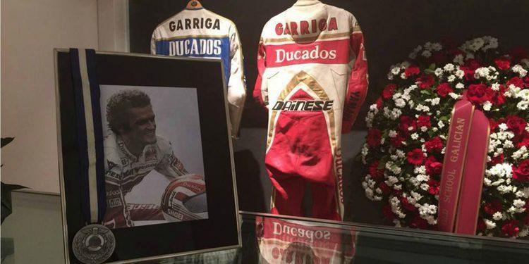 Penúltimo adiós a Joan Garriga