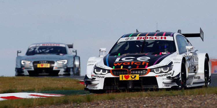 BMW, satisfecha con su papel en el Moscow Raceway