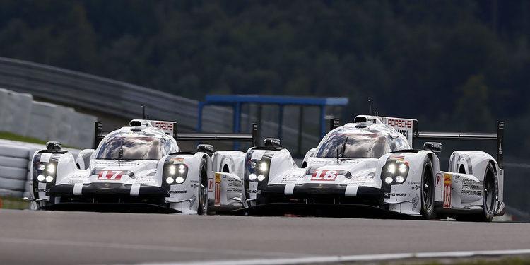 Porsche logra un doblete en Nürburgring a pesar de las sanciones