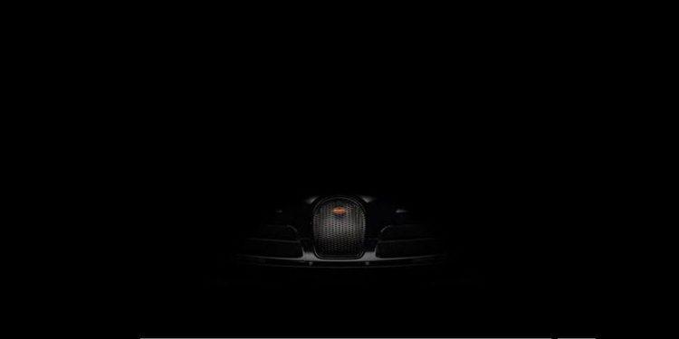 Bugatti presentará el Chiron en el Salón de Ginebra 2016