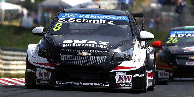Münnich Motorsport aparca su segundo coche este año