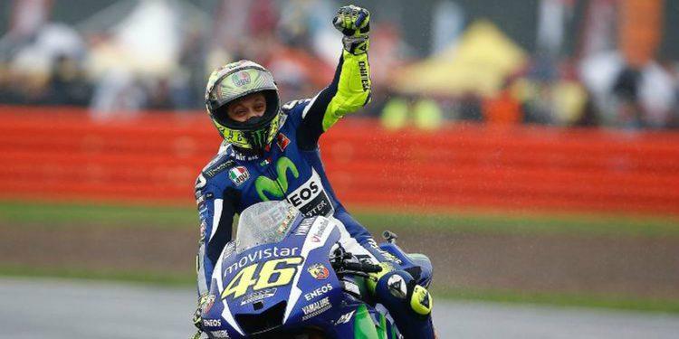 Conoce a Valentino Rossi en el GP de Valencia 2015