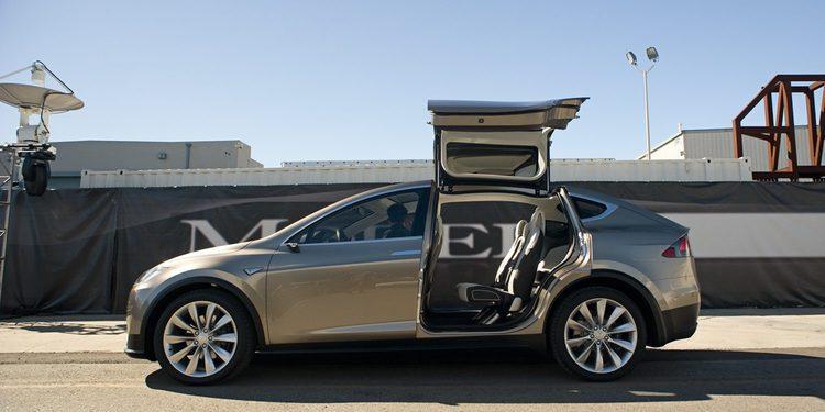 Llega el Tesla Model X definitvo por 133.200 dólares