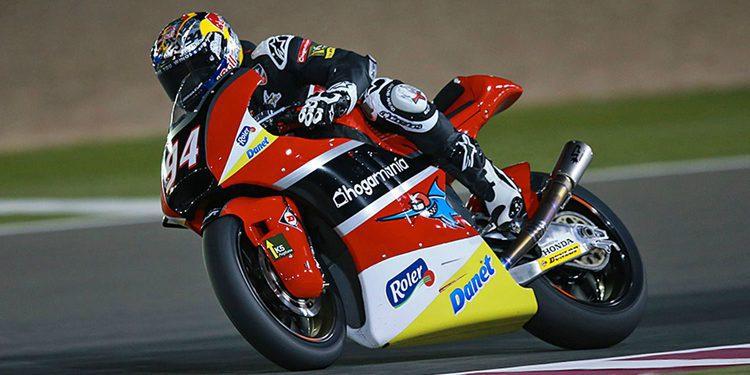 Jonas Folger ficha por el equipo Dynavolt Intact GP
