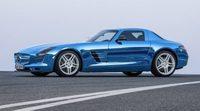 Mercedes-Benz desarrolla nueva berlina eléctrica