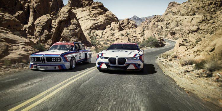 La familia BMW Motorsport en vídeo