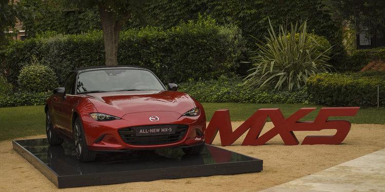 Prueba: La cuarta generación del Mazda MX-5 ya está aquí (I)