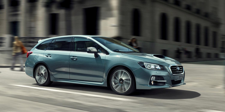 Subaru presenta como principal novedad su Levorg