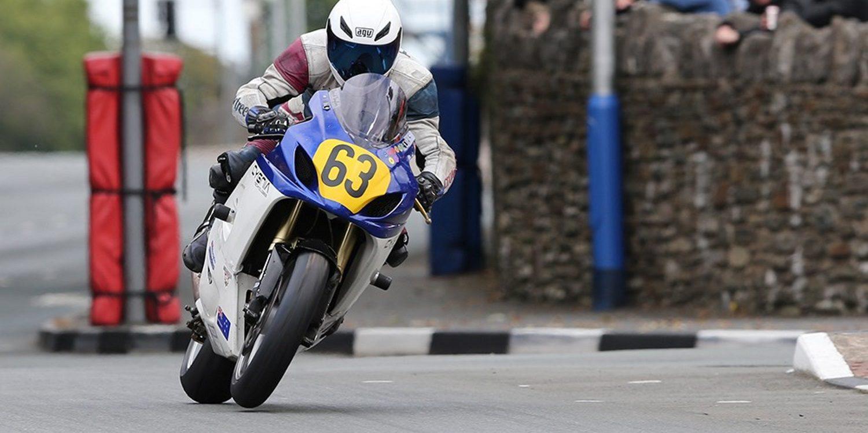 Pierde la vida el piloto David Taylor en el Manx GP