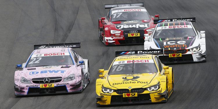 Previo: Oschersleben abre la recta final del DTM 2015