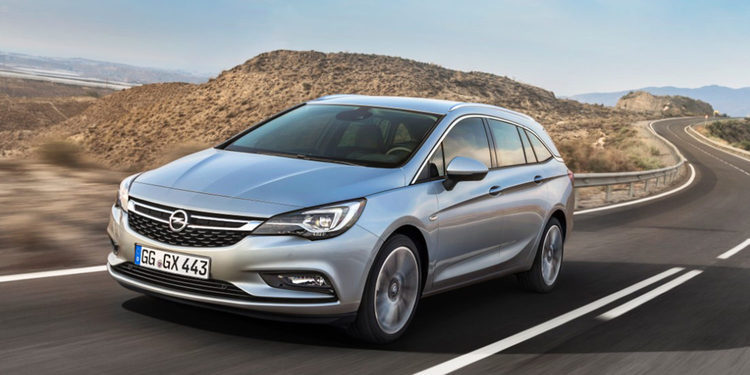 Opel presentará en Frankfurt el nuevo Astra Sports Tourer