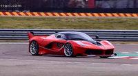 Vídeo: El Ferrari FXX K en Spa Francorchamps