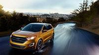 El Ford Edge cruza el atlántico para buscar hueco en Europa