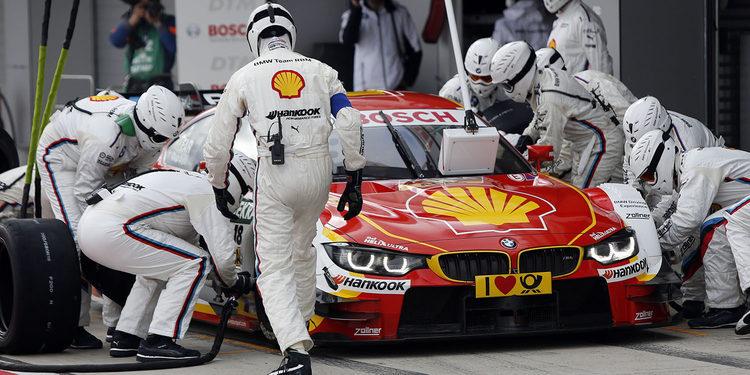 Farfus lidera el dominio de BMW en el FP1