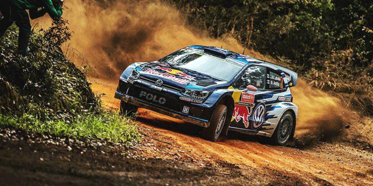 WRC Australia: Sordo quinto tras la primera etapa