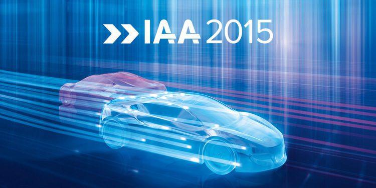 Mercedes-Benz adelanta el concept IAA para Frankfurt