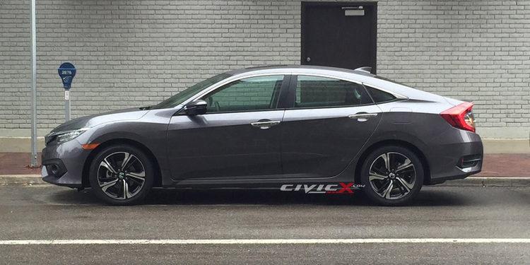 El nuevo Honda Civic americano se deja ver