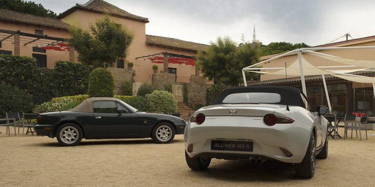 Prueba: El nuevo Mazda MX-5 ya está aquí (II)