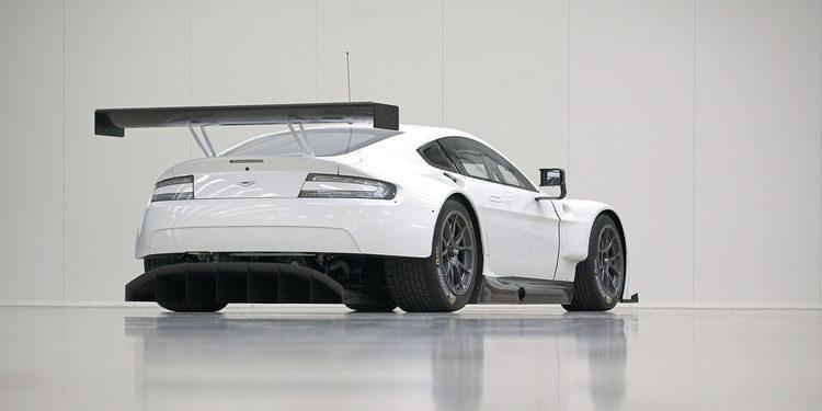 Desvelado el Aston Martin Vantage GTE del WEC 2016