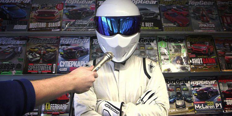 Vuelta al circuito de Top Gear con visión 360 grados