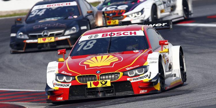 Pole para Farfus y doblete para BMW en Oschersleben