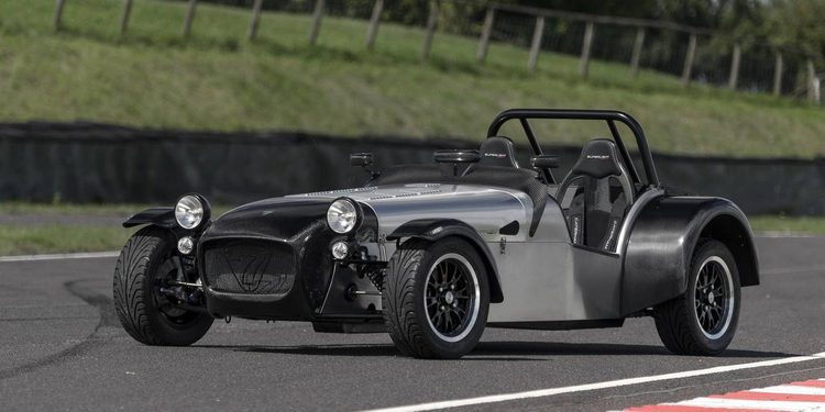 Edición especial Caterham Seven Superlight Twenty SE