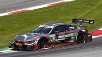 Blomqvist logra su primera victoria en el DTM