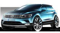 Nuevo Volkswagen Tiguan en Frankfurt 2015