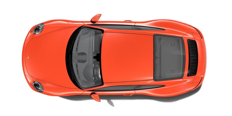 Configurador y precios del Porsche 911 Carrera 2016