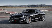 Mercedes-AMG Brabus GT S. 600 CV de puro músculo
