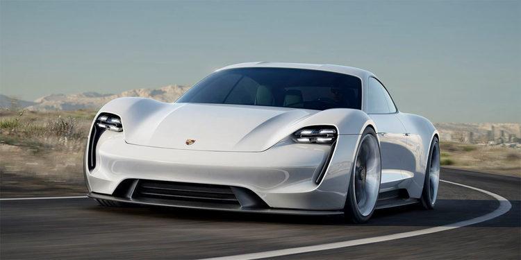 Porsche presentará el Mission E en Frankfurt