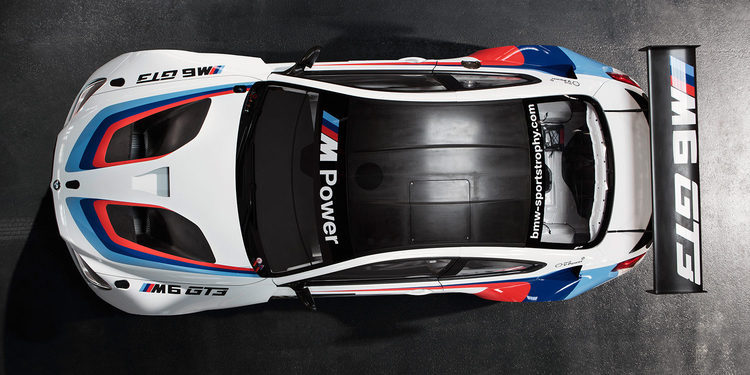 BMW presenta el M6 GT3 en Salón de Frankfurt