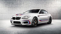 BMW M6 Coupe Competition Edition. BMW llega a Frankfurt con esteroides