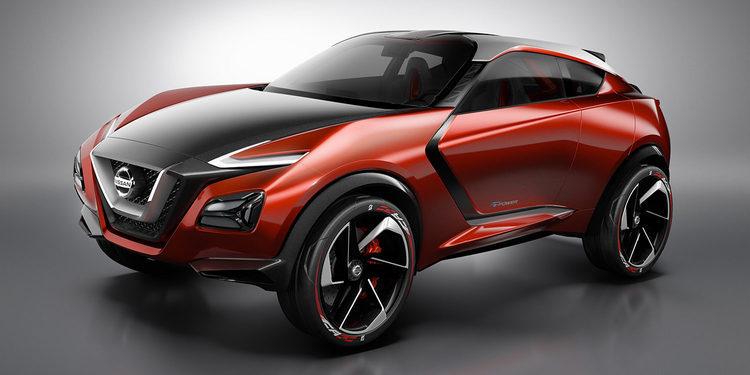 Nissan Gripz Concept. Inspiración lúdica en Frankfurt