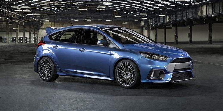 Ford desvela un Focus RS de 350 CV en Frankfurt