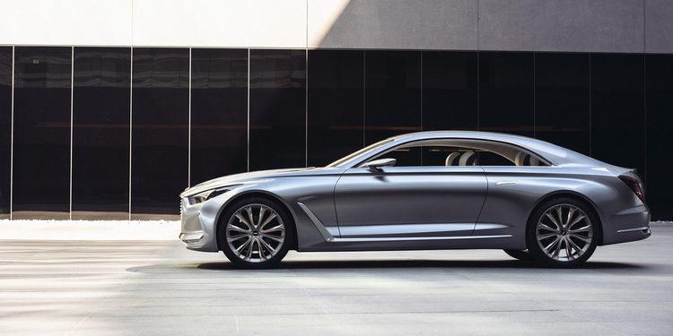 ¿Puede el Hyundai Vision G competir con Mercedes?