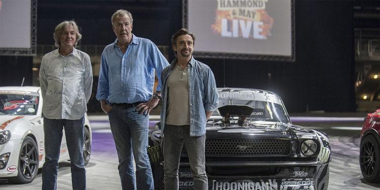 """""""Gear Knobs"""" el nuevo """"Top Gear"""" de Jeremy Clarkson"""