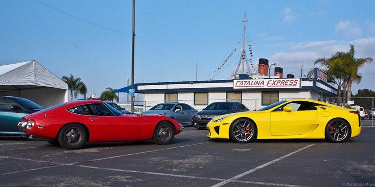 BMW Y Lexus preparan un superdeportivo de 1.000 CV