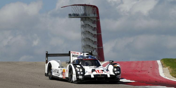 Quinta pole de cinco posibles para Porsche en el WEC