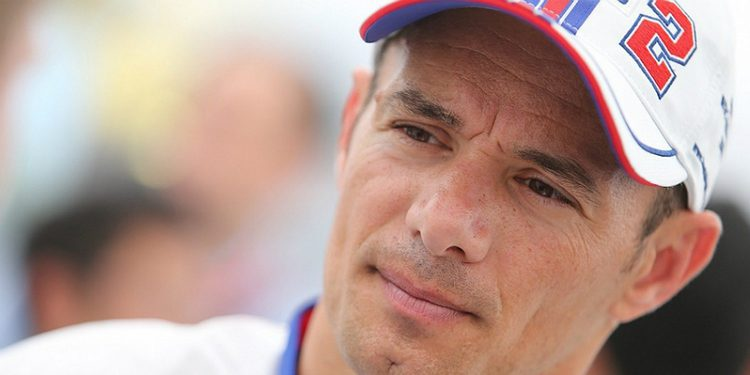 Sarrazin reaparece en el WRC
