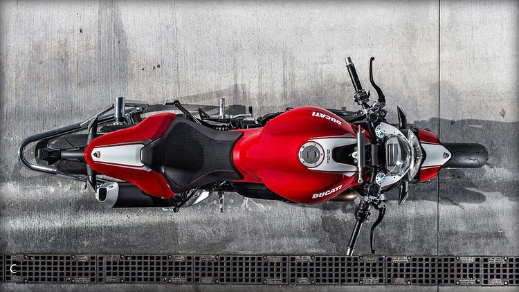 Ducati presenta la Monster 1200R en Frankfurt 2015