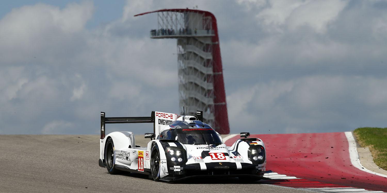Porsche vence en Austin y rompe la imbatibilidad de Audi